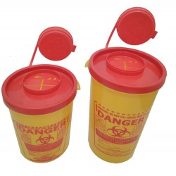 Sharps Containers 1.5 liters.