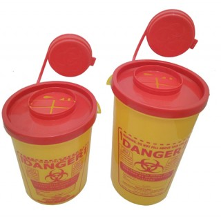 Sharps Containers 2 liters.