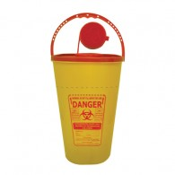 Sharps Containers 10 liters.