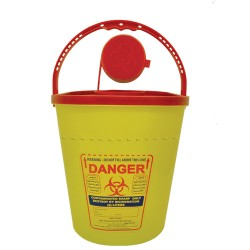 Sharps Containers 5 liters.